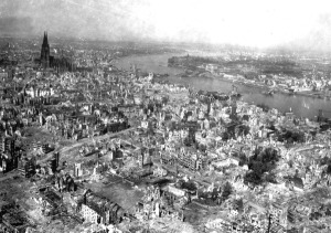 Cologne bombed out